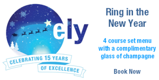 New Years Eve at ely wine bar
