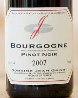Jean Grivot Bougogne