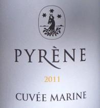 Loinel Osmin Pyrène 'Cuvee marine' 2011