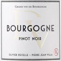Domaine Decelle-Villa Bourgogne Pinot Noir, Burgundy, France 2011