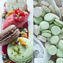 collage macarons