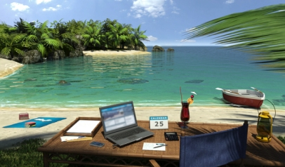 beach-office