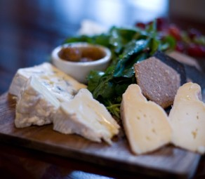 ely winebar cheese board