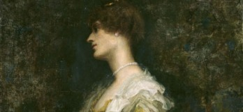 Casimir de Markievicz The Artists Wife Constance de Markievicz Irish Painter and Revolutionary 1231 2
