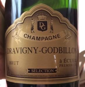 Dravigny Godbillon 'Cuvee Ambre' Brut