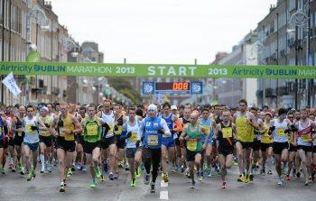 Airtricity Dublin Marathon 2013