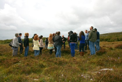 Group at Burren Life Project